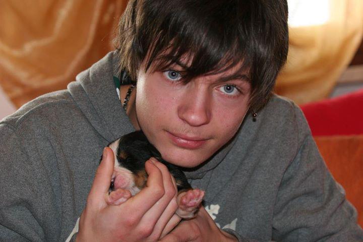 Mattia Fasso-cucciolo